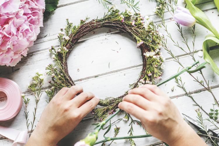8 hour floral workshops
